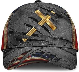 2021 Jesus Crack Us Flag Classic Cap