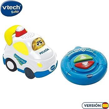 versi/ón en alem/án Tren con vagones Veh/ículo de Juguete VTech 80-152204