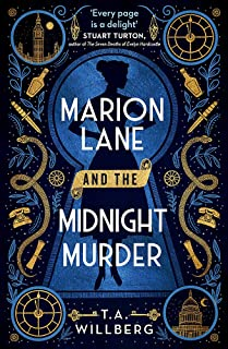 Marion Lane and the Midnight Murder: An Inquirers Mystery