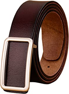 Meetloveyou leather belts women Fashion Designer belt woman Second layer cow skin Luxury Pin buckle strap for jeans female