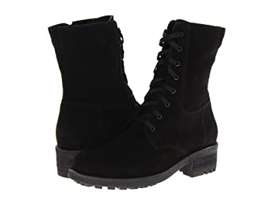 La Canadienne Carolina (Black Suede) Women