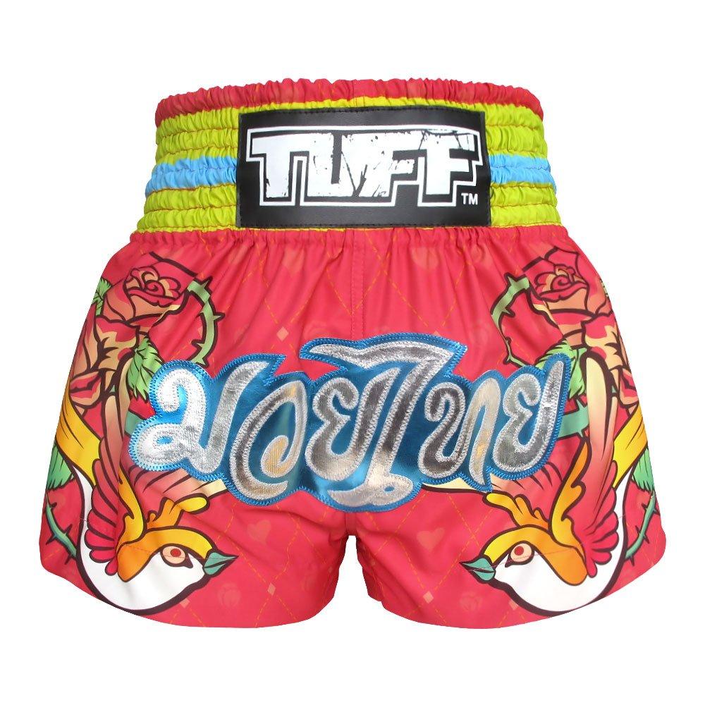 Tuff Sport Boxing Muay Thai Shorts Women Girls Kick Martial Arts Training Gym Clothing Trunks