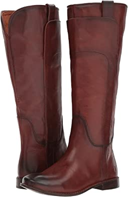 79484649184a Frye. Paige Tall Riding.  397.95. 4Rated 4 stars. Redwood Smooth Vintage  Leather
