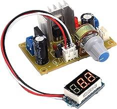 Icstation LM317 Digital Adjustable AC DC to DC Voltage Regulator Step Down Power Supply Buck Converter Module 3-30V to 1.25-20V