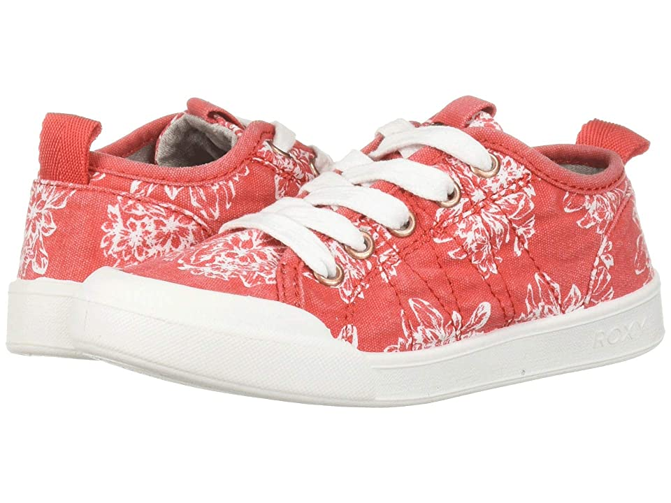 Roxy Kids Thalia (Little Kid/Big Kid) (Red) Girls Shoes
