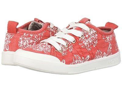 Roxy Kids Thalia (Little Kid/Big Kid) (Red) Girls Shoes