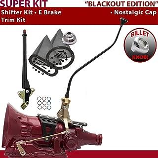American Shifter 529163 Shifter (45RFE 23 Swan E Brake Trim Kit for F557B)