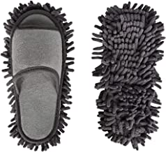 Microfiber Slippers Women and Men House Slippers Floor Cleaning Mop Floor Dust Cleaning..