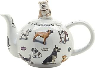 Cardew Design Man's Best Friend 2-Cup Teapot, Dog, 18-Ounce