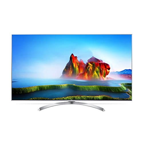 LG 55SJ8109 139 cm (55 Zoll) Fernseher (Super UHD, Triple Tuner, Active HDR mit Dolby Vision, Smart TV)