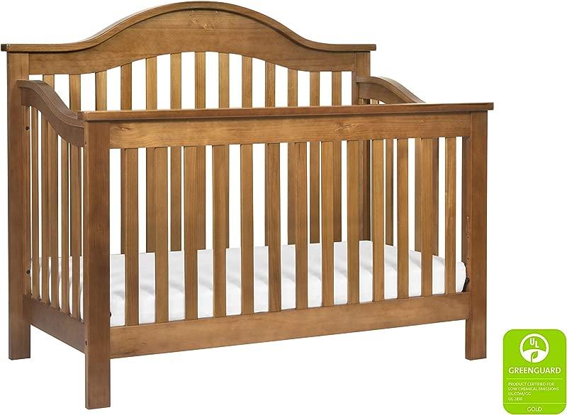 DaVinci Jayden 4 In 1 Convertible Crib Chestnut