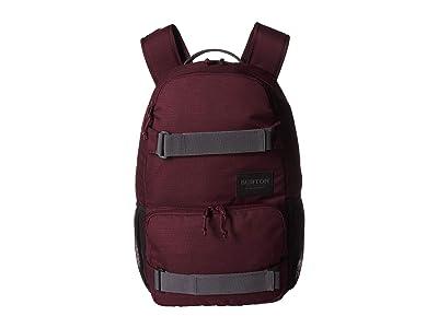 Burton Treble Yell Pack (Port Royal Slub 1) Backpack Bags