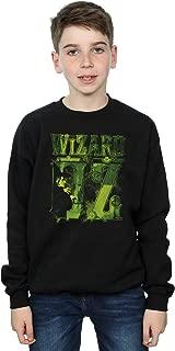 Wizard of Oz Boys Wicked Witch Logo Sweatshirt