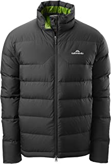 Kathmandu Epiq Men's Warm Winter Duck Down Puffer Jacket v2