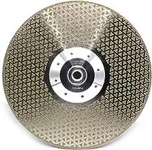 105//115//125mm TURBO Diamant Trennscheibe Flex Scheibe Fliese Marmor Stein Neu