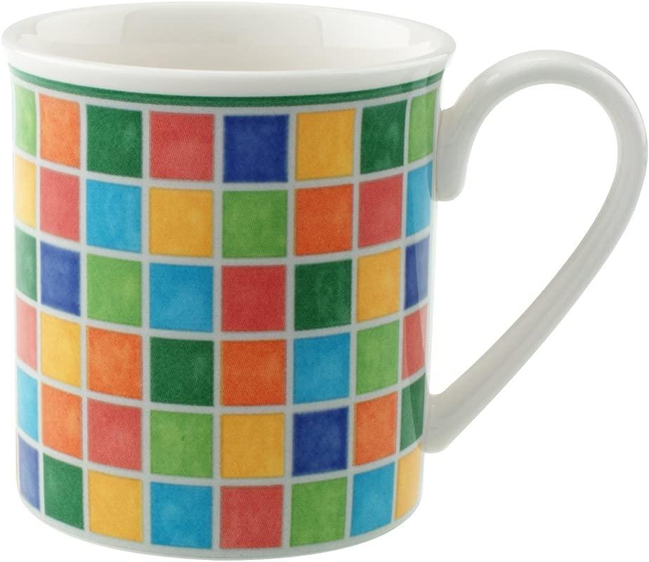 Villeroy Boch Twist Alea Limone 10 Ounce Mug