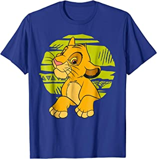 The Lion King Young Simba Paws Green 90s T-Shirt