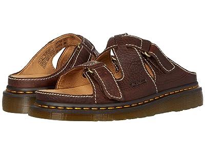 Dr. Martens Bradfield (Dark Brown) Shoes