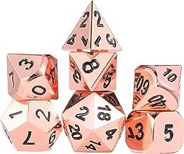 rose gold dice