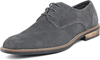 ca0170c851ff Bruno Marc Men s Urban Suede Leather Lace Up Oxfords Shoes
