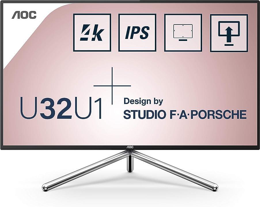 Monitor pc piatto per pc 80 cm (31.5