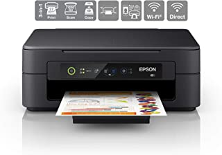 Epson Expression Home XP-2105 Print/Scan/Copy Wi-Fi Printer, Black