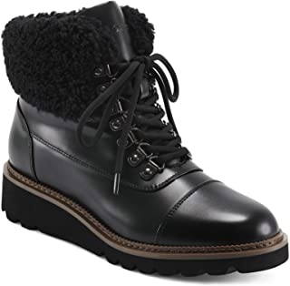 حذاء Alden Combat للنساء من Aerosoles أسود ، 6