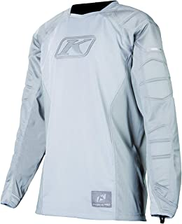 KLIM Mojave Pro Men's Motocross Motorcycle Jersey - Gray/X-Large