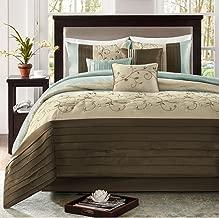 Best aqua brown comforter set Reviews