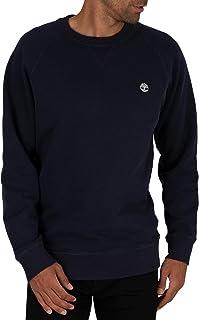 Timberland Men's Basic Logo Sweatshirt, Blue
