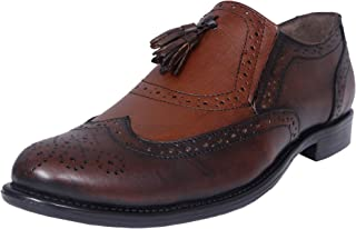 Zoom Men Pure Leather Shoes PG - 25