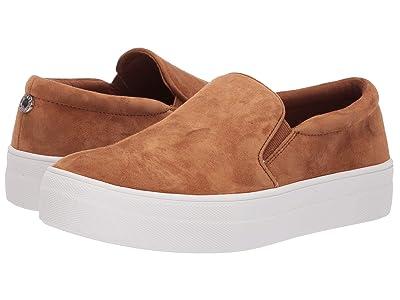 Steve Madden Gills Sneaker (Chestnut Suede) Women