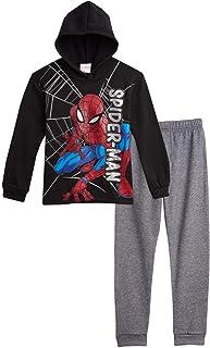 ست لباس شلوار و شلوار پشم گوسفند وجانوران دیگر Marvel Spiderman