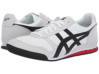 Onitsuka Tiger Ultimate 81(r) (White/Black) Classic Shoes
