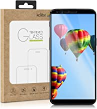 kalibri Tempered Glass Screen Protector - 3D Glass Protective Display Film for OnePlus 5T - Also for Curved Phone Screen