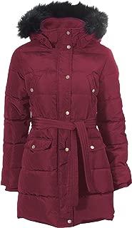 Best womens red puffer coat Reviews