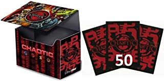 Chaotic Card Supplies Ultra Pro 50 Deck Protector Sleeves