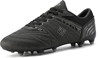 DREAM PAIRS Men's Cleats Football Soccer Shoes