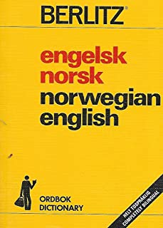 Berlitz Norwegian-English Pocket Dictionary