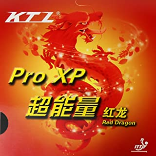 KTL Pro XP Red Dragon Pips in Table Tennis Rubber Sheet