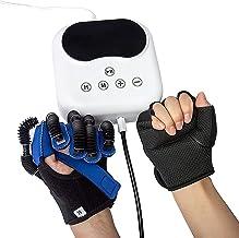 Revalidatie Robot Handschoen Troke Hemiplegie Vinger Pols Training Apparatuur Rechttrekken Brace Guard Protector voor Pati...