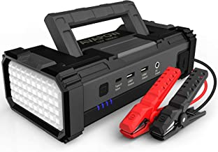 AVAPOW 6000A Peak 32000mAh Car Battery Jump Starter Powerful Battery Booster Pack with..