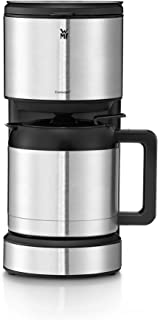 WMF Stelio Aroma Cafetera de 1000 W con jarra térmica de 1 L para 8 tazas e indicador de nivel de agua en el exterior, aca...