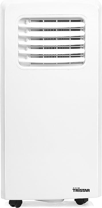 Climatizzatore condizionatore d`aria 7000 btu, 780 w, bianco tristar ac-5477