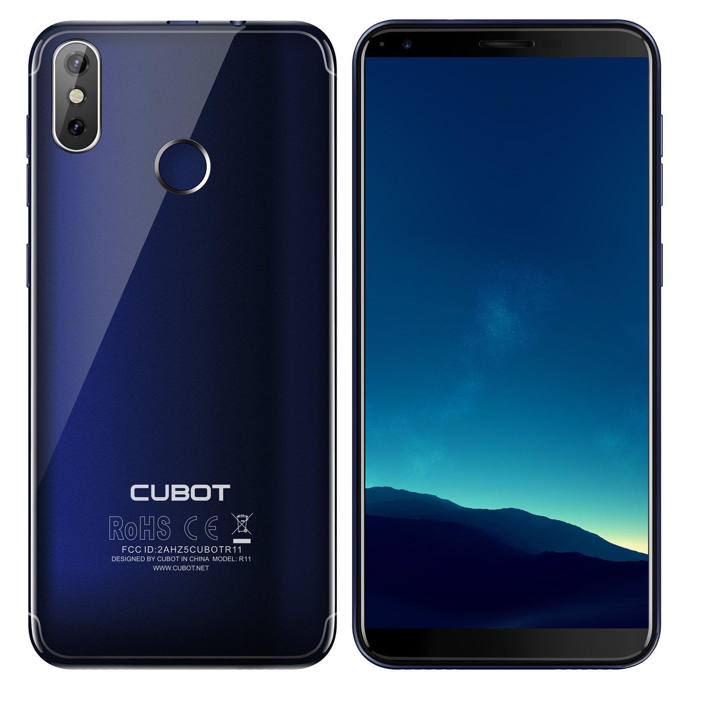 CUBOT R11 - Smartphone Dual SIM de 5.5