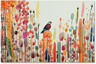 Joie De Vivre by Sylvie Demers, 30x47-Inch Canvas Wall Art