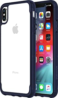 Griffin Android Iphone Case Apple iPhone XS Max,Clear & Blue
