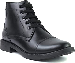 XY HUGO 2510 Police Boot for Leather -P
