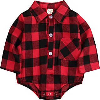 infant flannel onesie