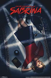 Trends International Chilling Adventures of Sabrina - Key Art Wall Poster, 22.375